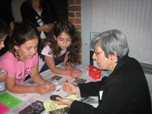 Sparkijng with Young Readers